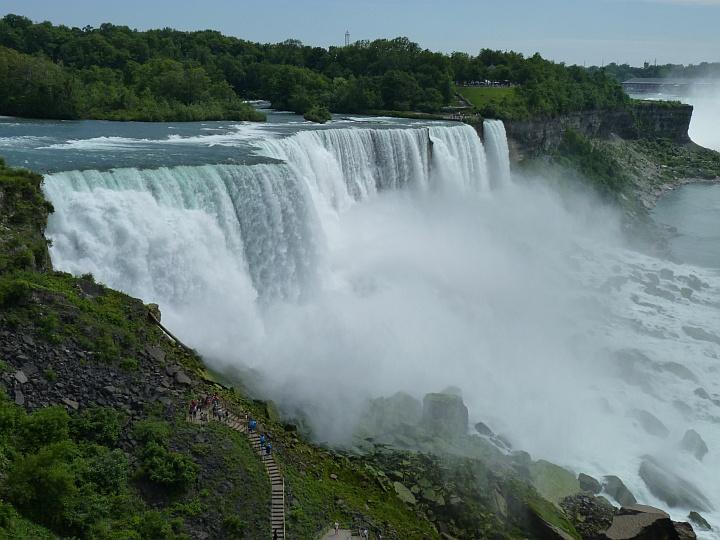 American Falls Niagara Fälle