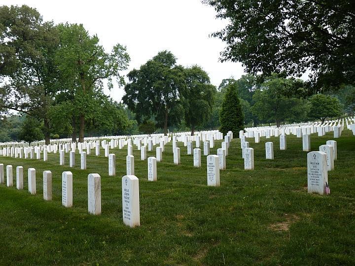 Arlington-Cementary