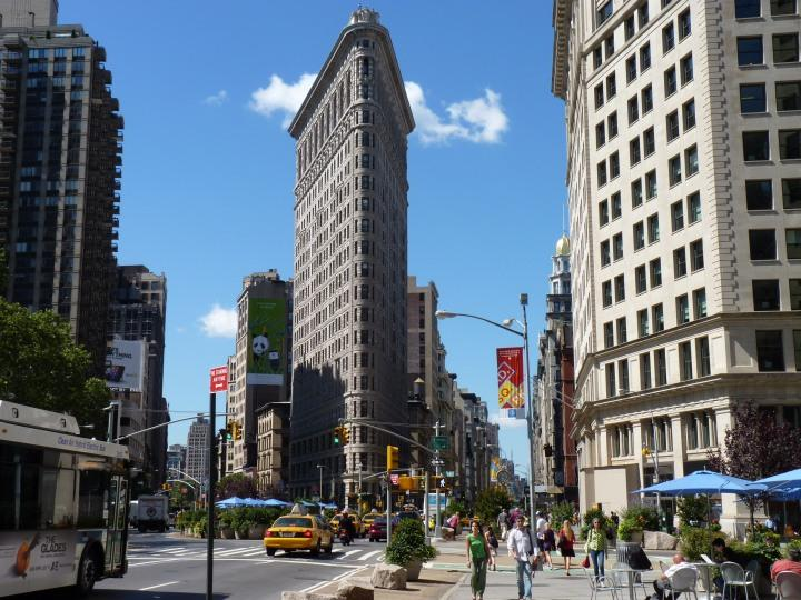 Flat-Iron-New-York