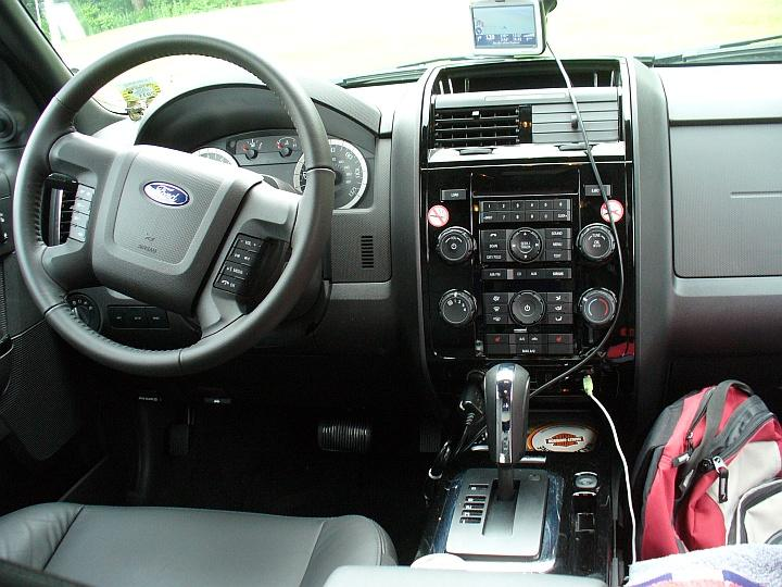 Ford Escape von innen