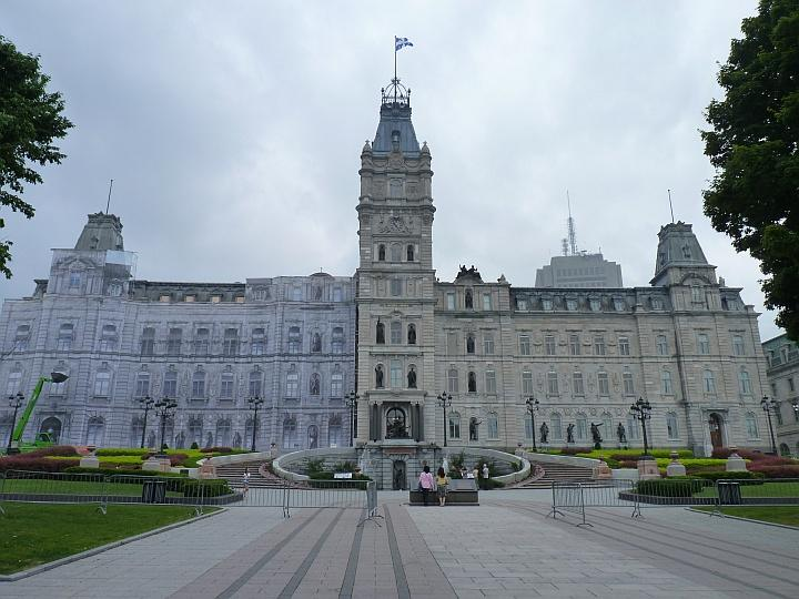 Parlament Quebec