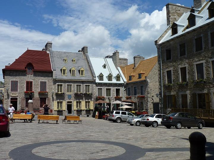 Place Royale Quebec
