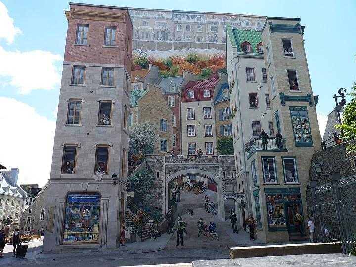 Quebec-Fresco