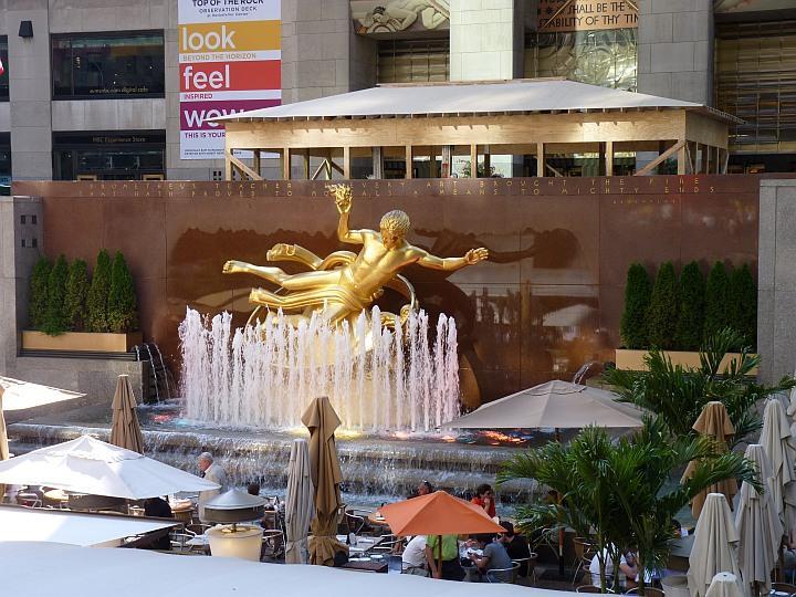 Rockefeller-Plaza