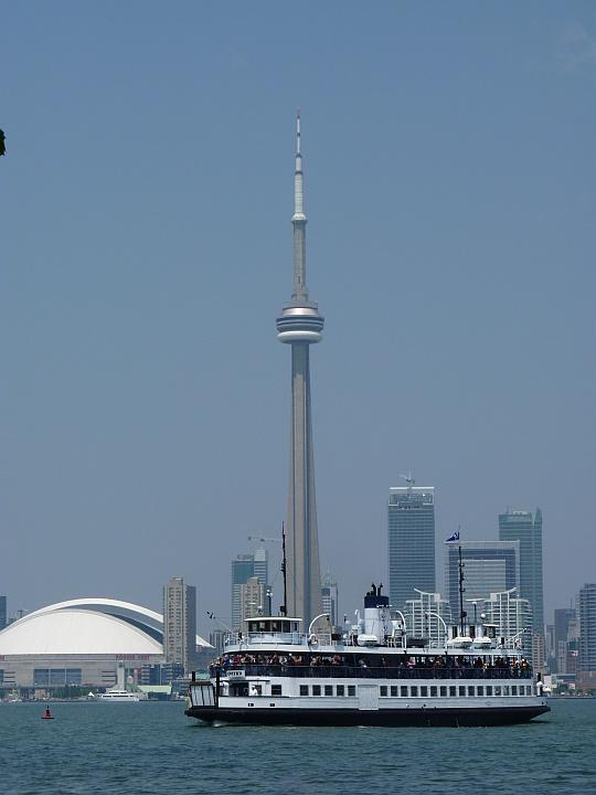 Toronto-Island Center Island