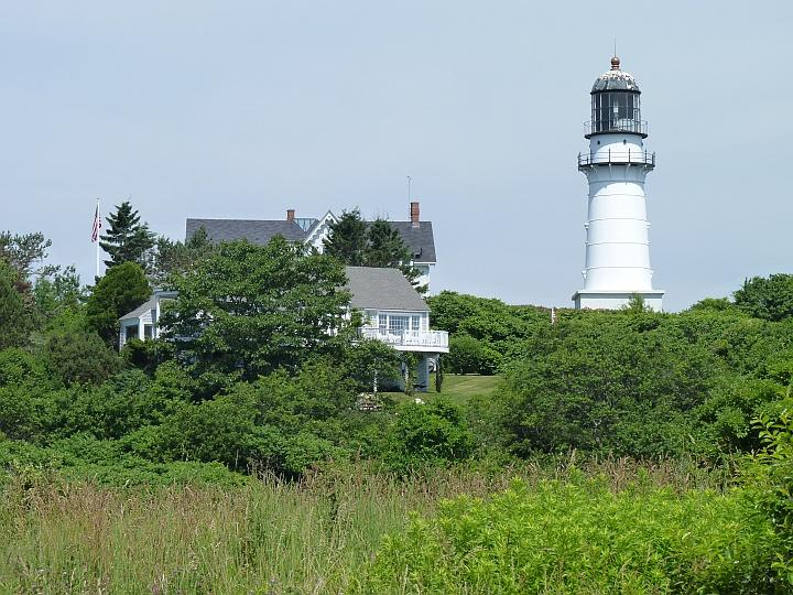 Two-Point-Lighthouse