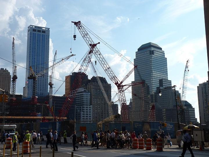 World-Trade-Center-Constructionsite