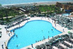 Delphin Deluxe Resort Pool