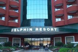 Delphin Deluxe Resort von vorne