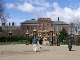 Kensington Palast London