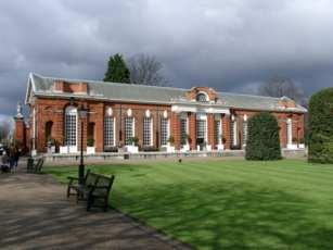 Orangerie beim Kensington Palace
