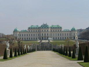 Schloß Belvedere Wien