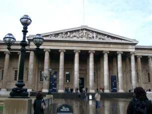 Britishes Museum in London