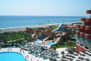Delphin Deluxe Resort Rutsche