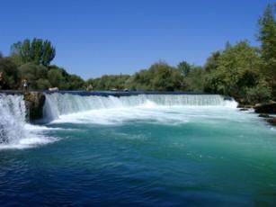 Wasserfall bei Manavgat