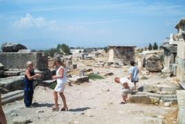 Pamukkale Antike Stadt
