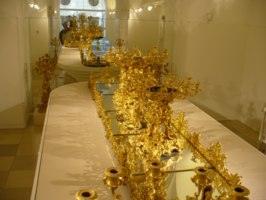 Silberkammer Hofburg in Wien