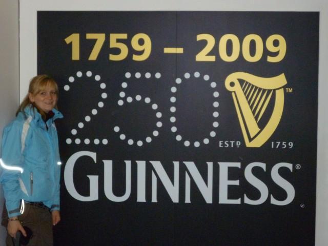 Guinness Eingang zum Hop Store