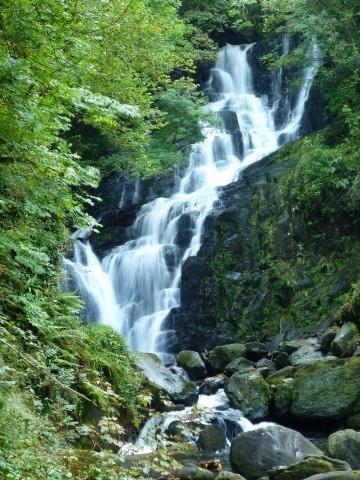 Killarney Torc Waterfal