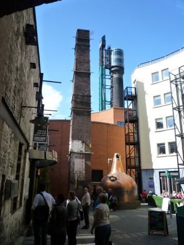 Old Jameson Destillery Dublin