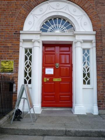 Tueren Dublin in Dublin