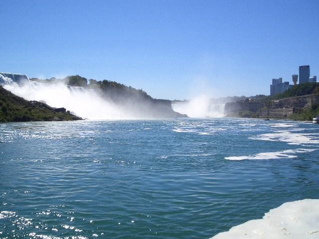 American und Horseshoe Falls