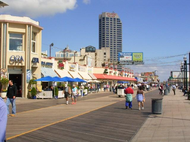 Atlantic City Broadwalk