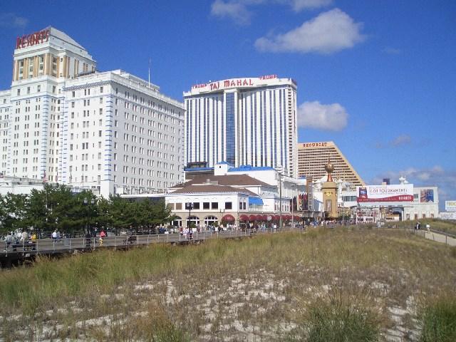 Atlantic City Taj Mahal