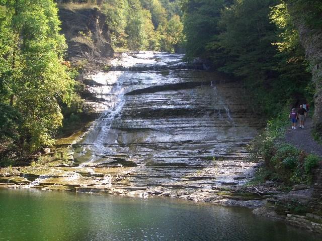 Buttermilk Falls SP