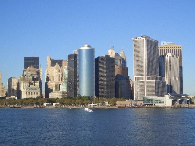 New York Battery Park