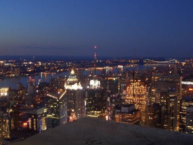 New York Nacht