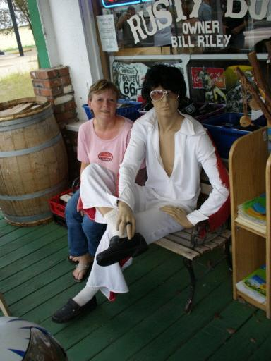 Elvis und Rossi