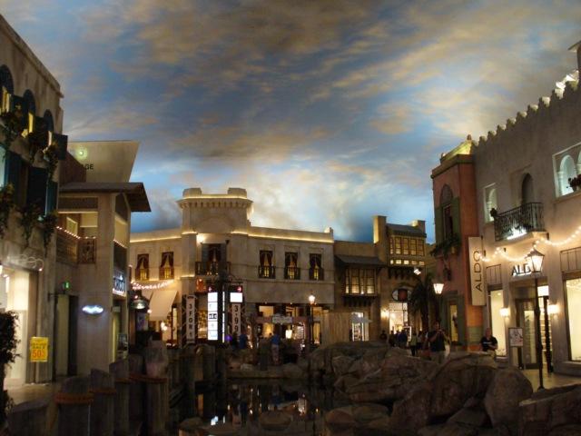 Hotel Aladdin in Las Vegas