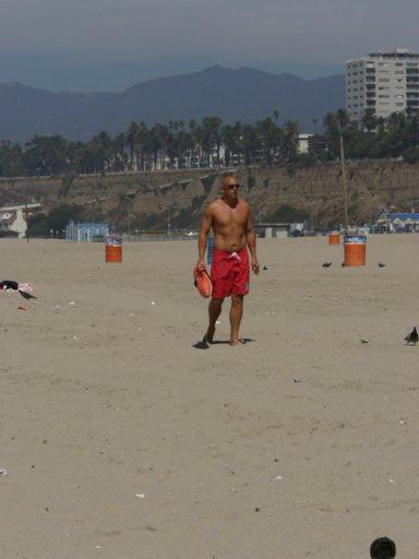Baywatch Retter Los Angeles