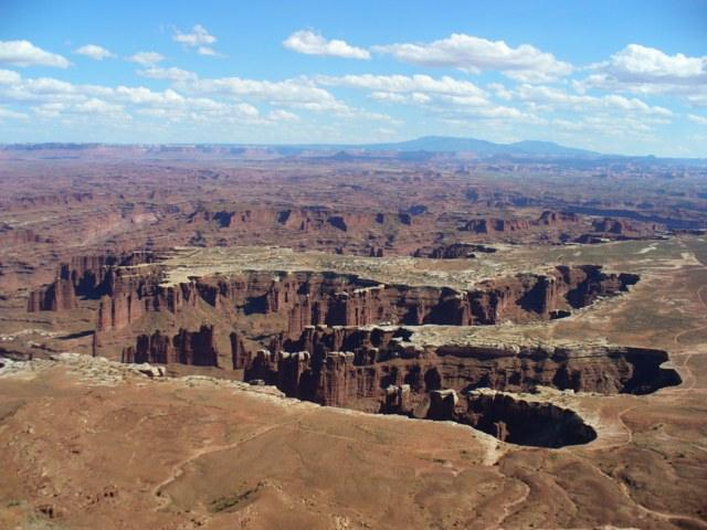 Grand View Point Canyonlands NP