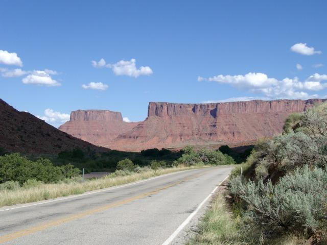 La Sal Mountaon Loop Moab