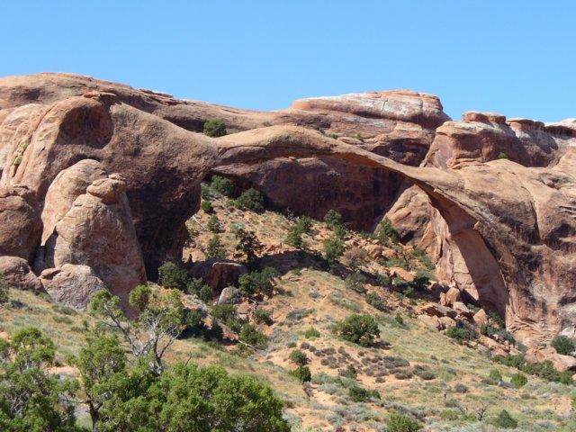 Landscape Arch im Arches NP