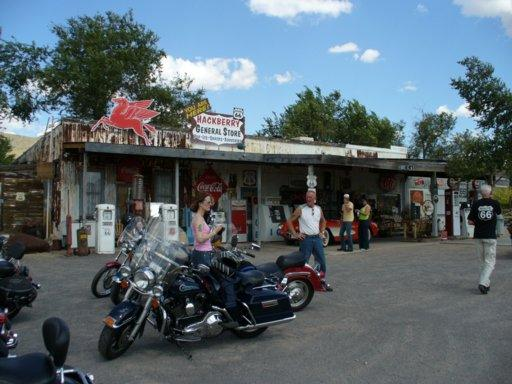 Route 66 Hackberry
