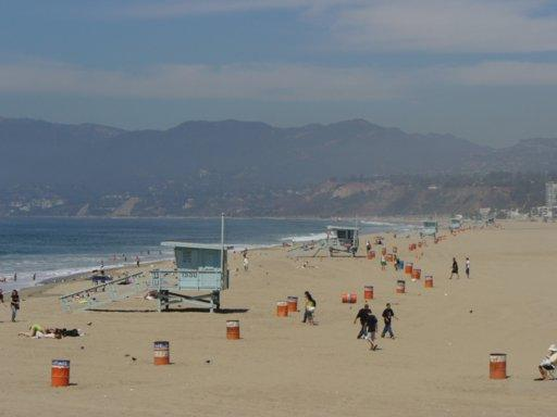 Santan Monica Strand