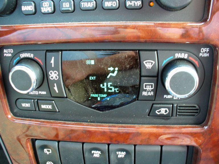 45 Grad Außentemperatur