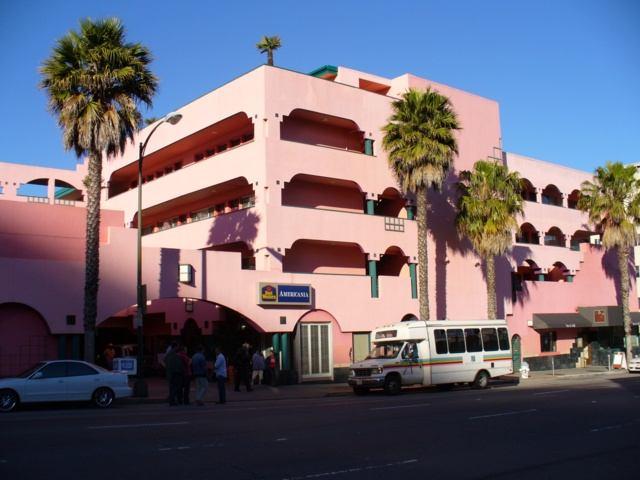 Best Western Americania Motel San Francisco