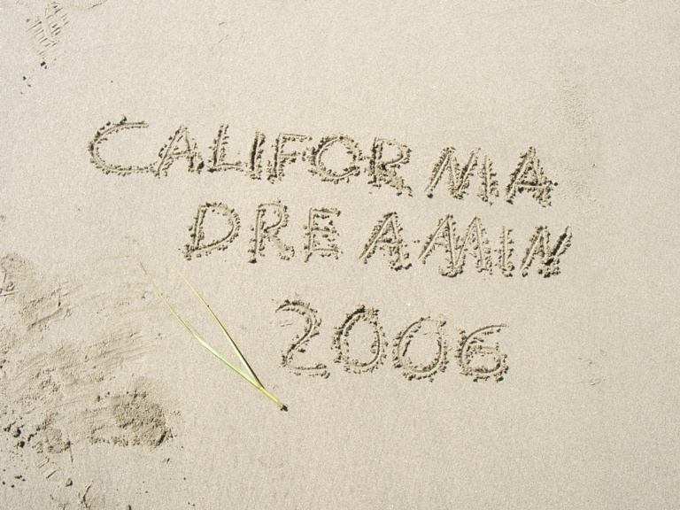 Califonia Dreamin 2006