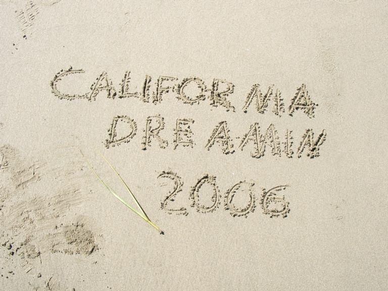 Califonia Dreamin 2006