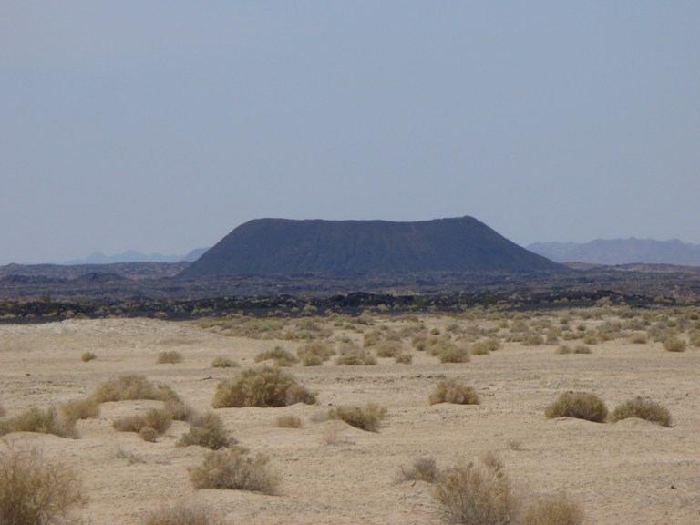 Crater bei Amboy
