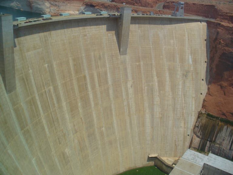 Glen Canyon Damm in Page