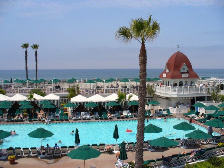 Hotel Coronado Pool