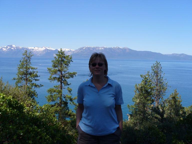 Lake Tahoe und Rossi