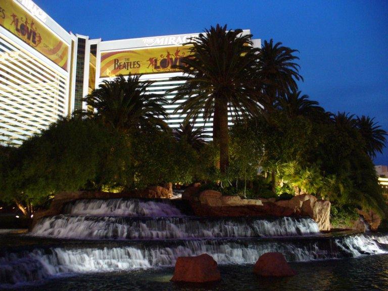Hotel Mirage in Las Vegas