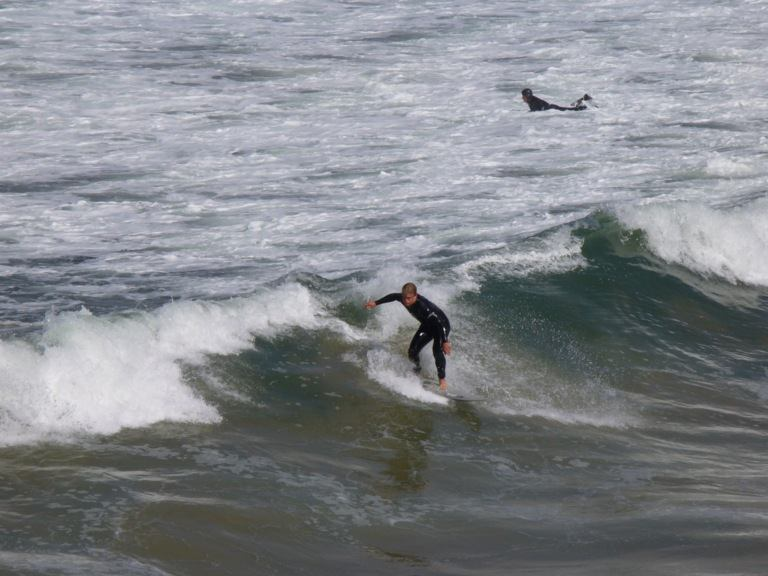 Pismo Beach Surfer