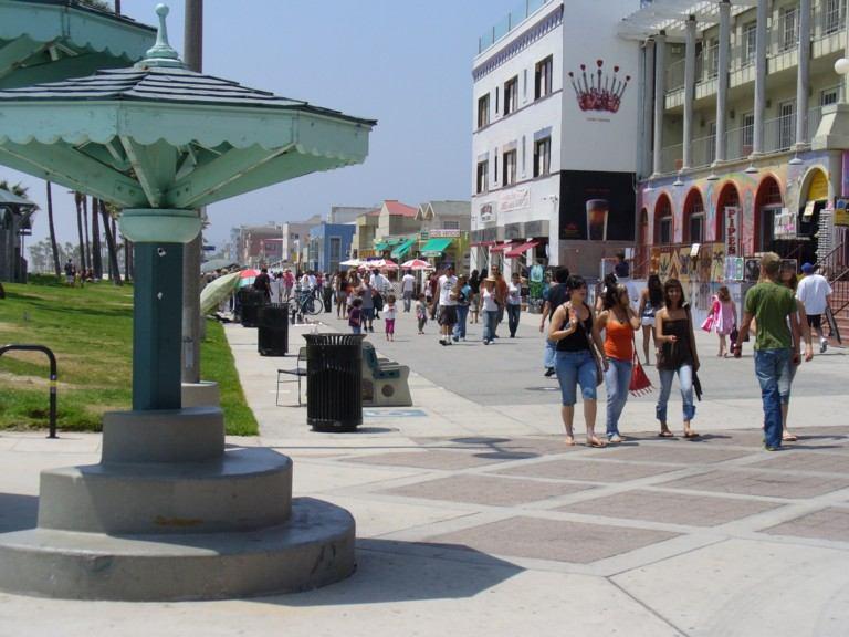 Vennice Beach Los Angeles